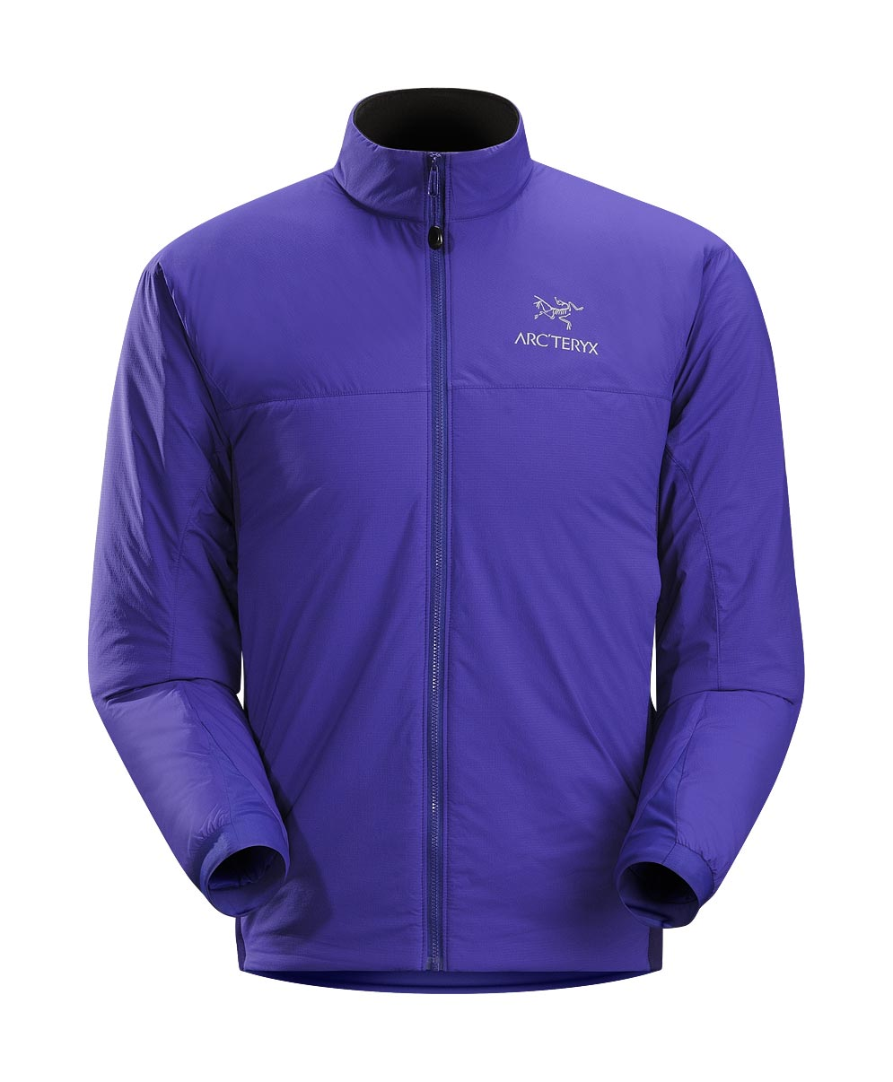 Arcteryx Squid Ink Atom LT Jacket