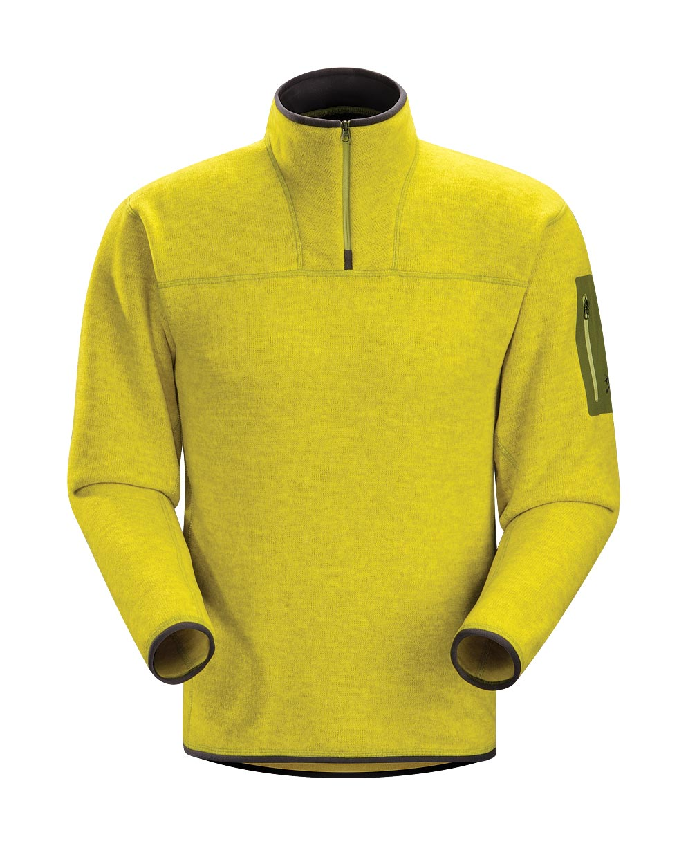 Arcteryx Sublime Covert Zip Neck