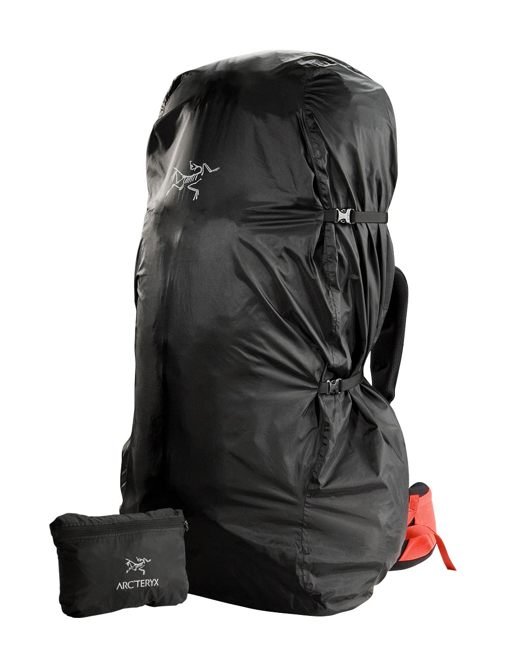 Arcteryx Black Pack Shelter L