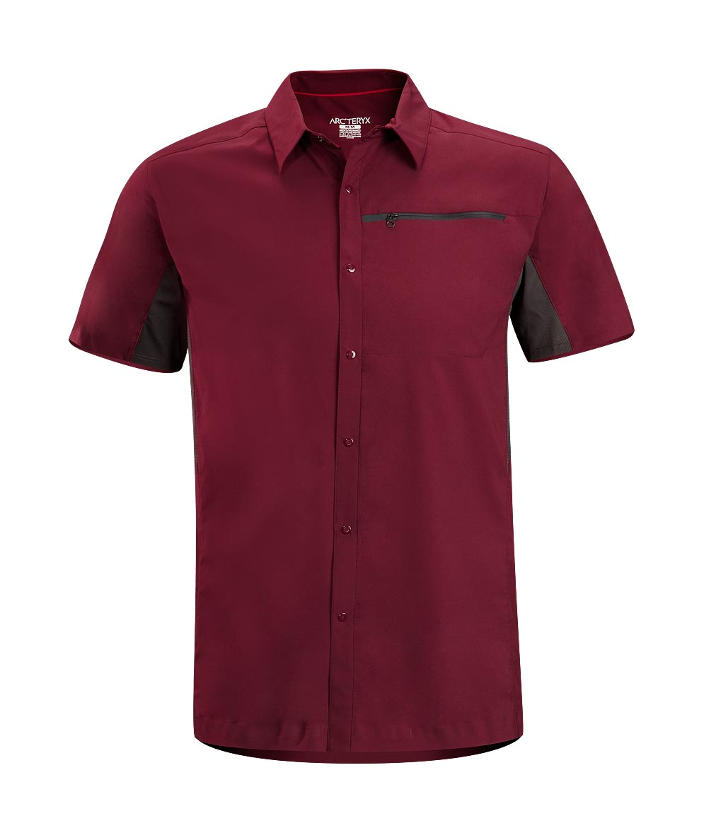 Arcteryx Tibetan Red Adventus Comp SS - New