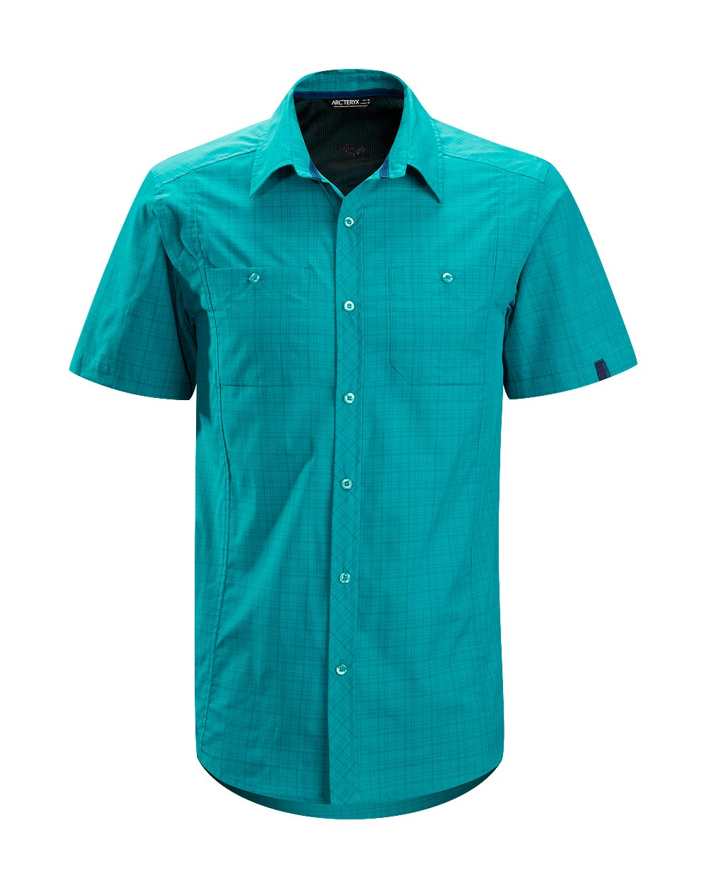 Arcteryx Blue Grotto Borderline Shirt SS - New