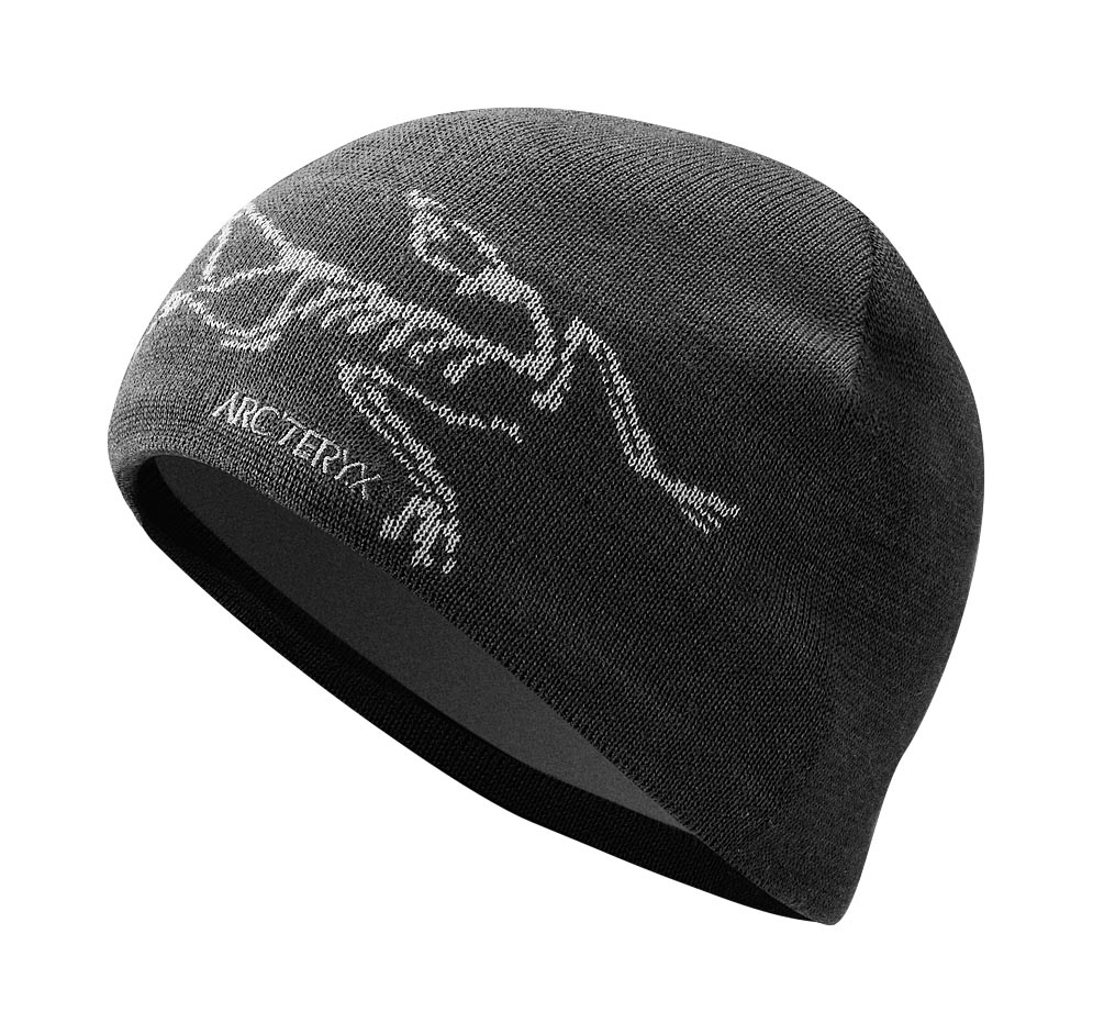 Arcteryx Black Bird Head Toque