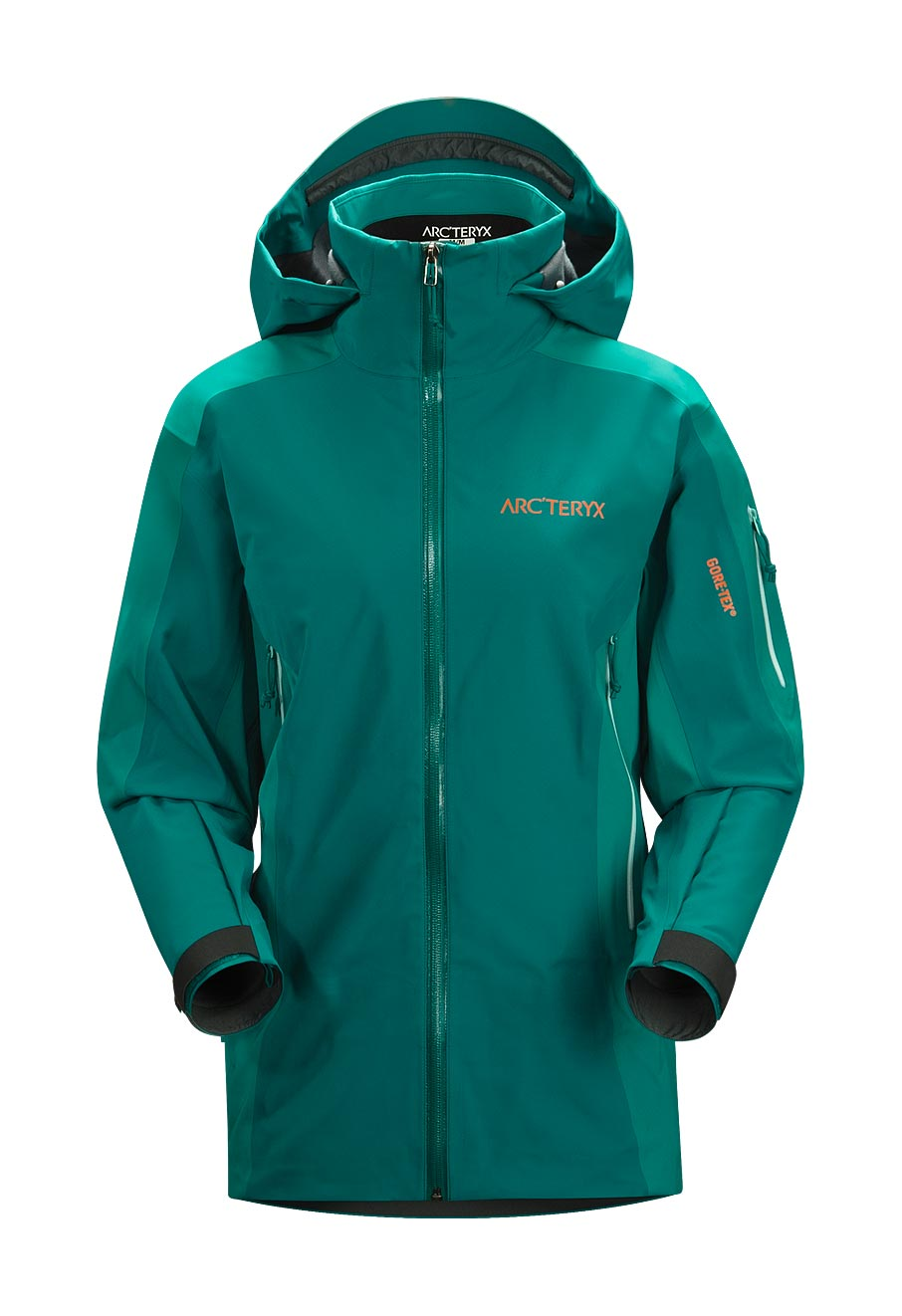 Arcteryx Peacock Stingray Jacket