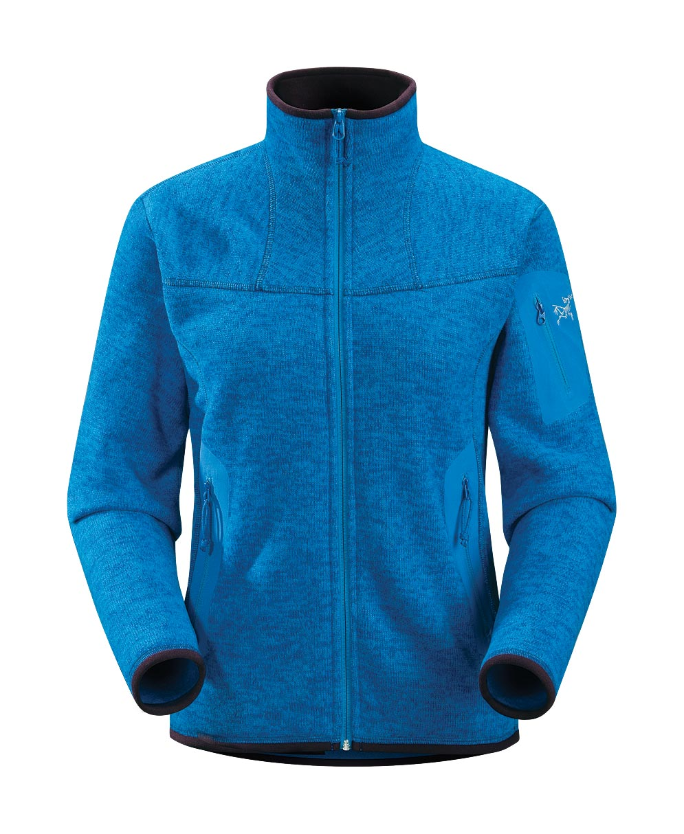 Arcteryx Betty Blue Covert Cardigan