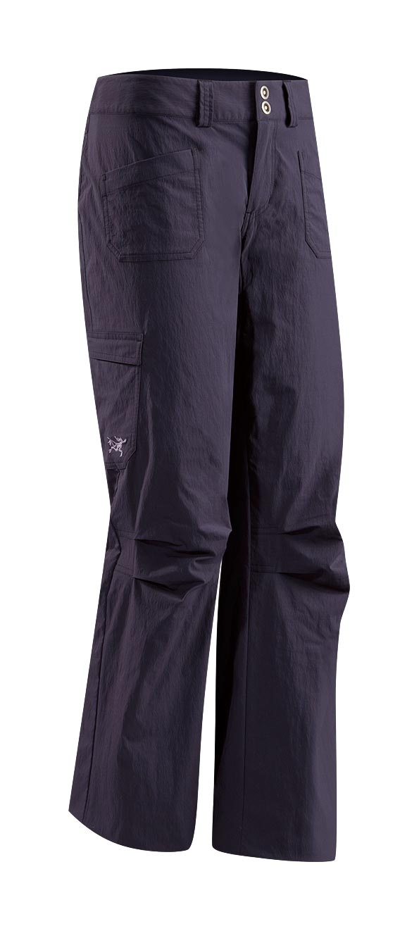 Arcteryx Blue Kyanite Rampart Pant
